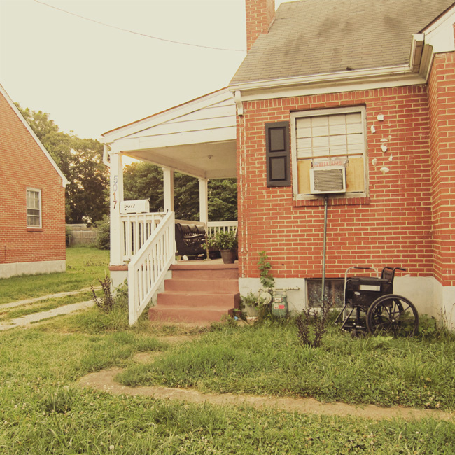 wheelchair house web