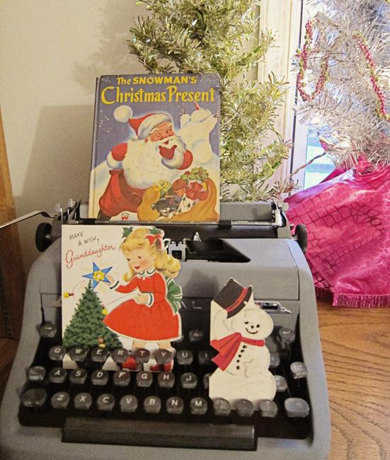 typewriter cards web