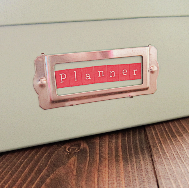 planner box