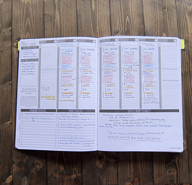planner passion