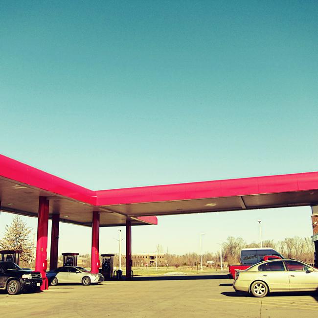 gas station web