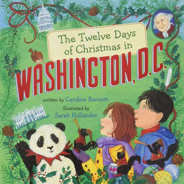 Twelve Days of Xmas in Washington, DC