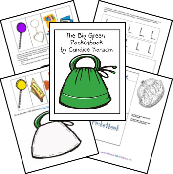 Icon - The Big Green Pocketbook Lapbook and Printables
