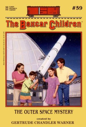 The Boxcar Children: The Outer Space Mystery
